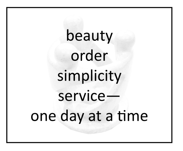 beauty-order-simplicity